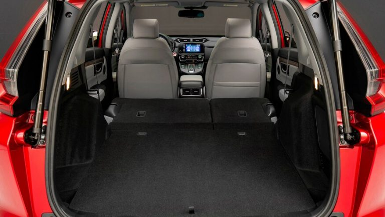 Honda CR V Hybrid interior space